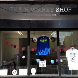 Шопинг. THE HACKNEY SHOP, LONDON